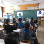 ユニセフ出前授業(宮崎市立国富小学校6年生)