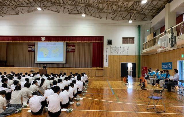 山元香代子先生 講演会 「ザンビアでの辺地巡回診療活動」