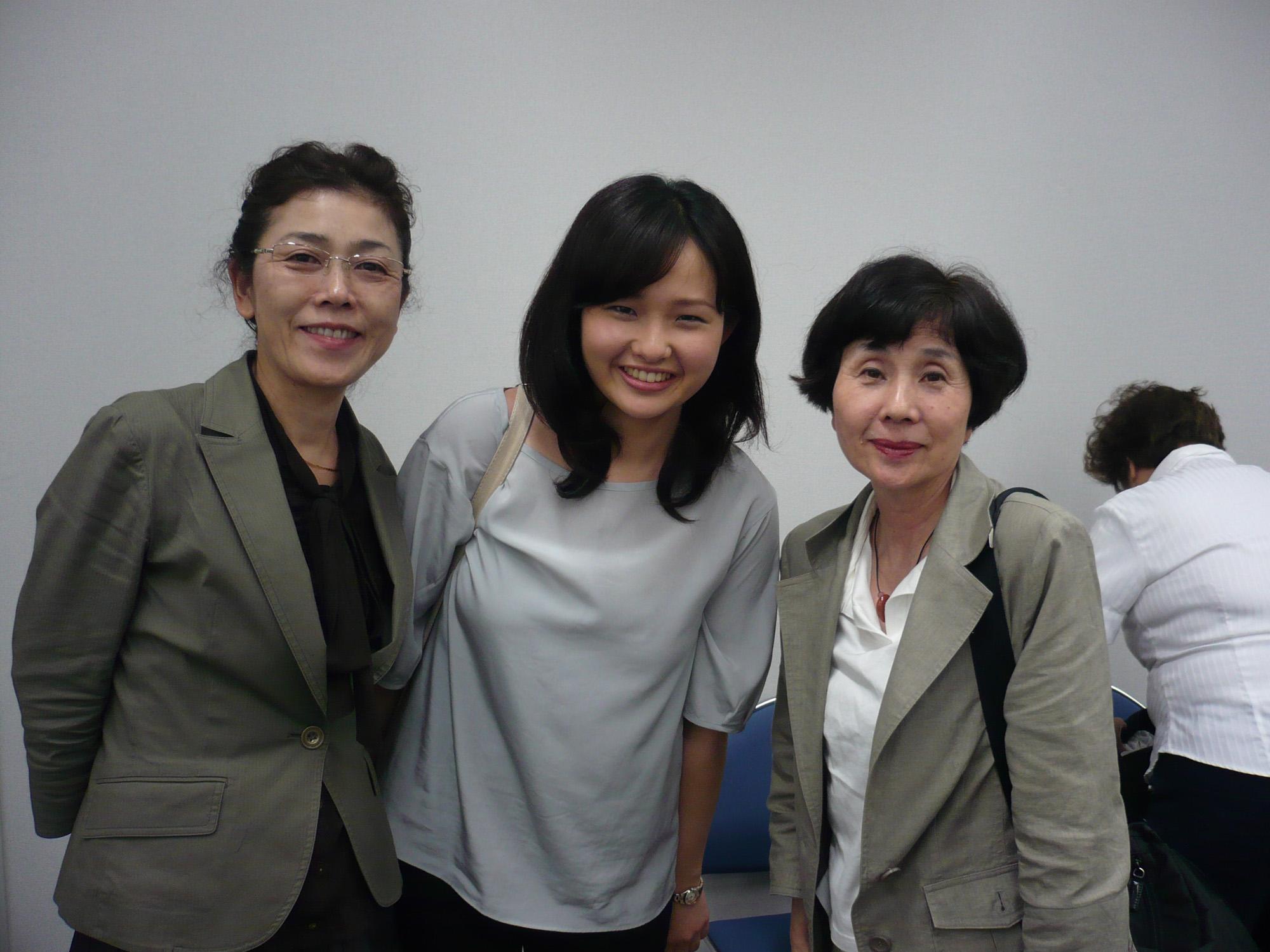 平嶋・小村運営委員が参加 平嶋・小村運営委員が参加 学習会へのアプローチ、考え方、手法、きっかけ